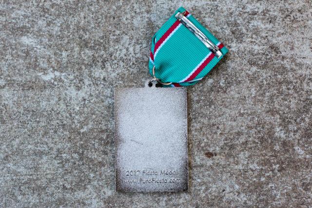 Fiesta Medal Guide El Corazon Spurs SA Flavor Fiesta Medal-3