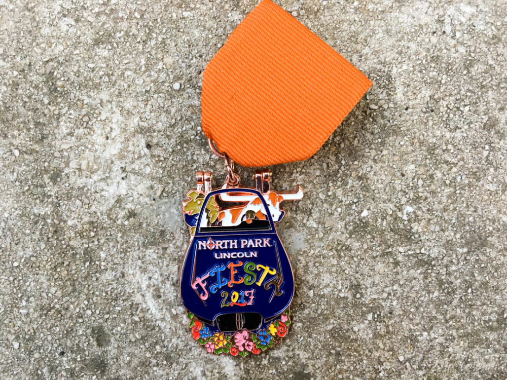 North Park Lincoln >> North Park Lincoln Fiesta Medal 2017 Fiesta Medals Sa Flavor
