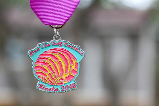 Concha Fiesta Medal 2018 by Amanda Infante