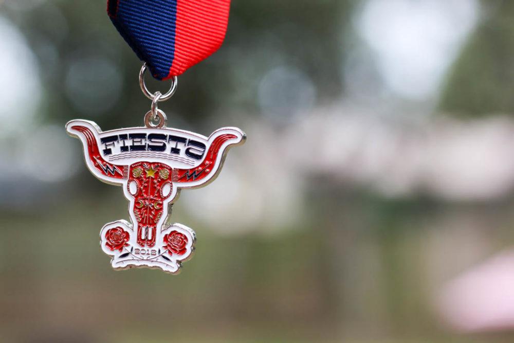 Longhorn Fiesta Medal 2018 by Paul Baker