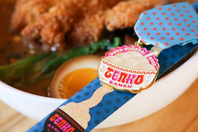 Tenko Ramen Fiesta Medal 2018 Made by SA Flavor-2
