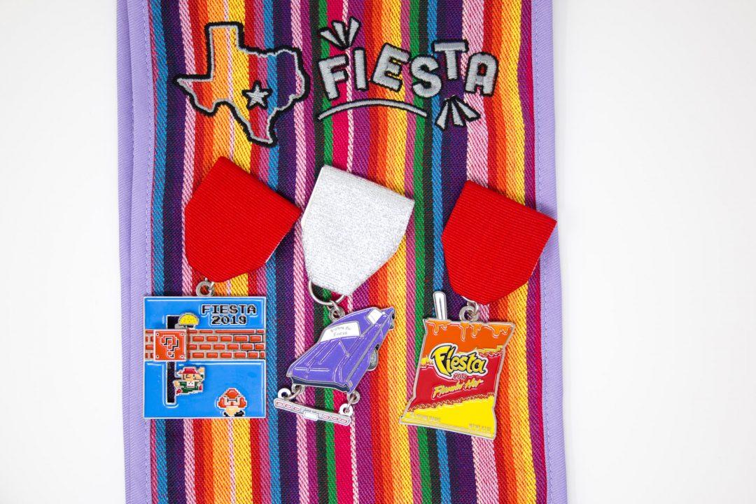 Fiesta Medal Sash How To Fiesta Medal 2019 SA Flavor-8