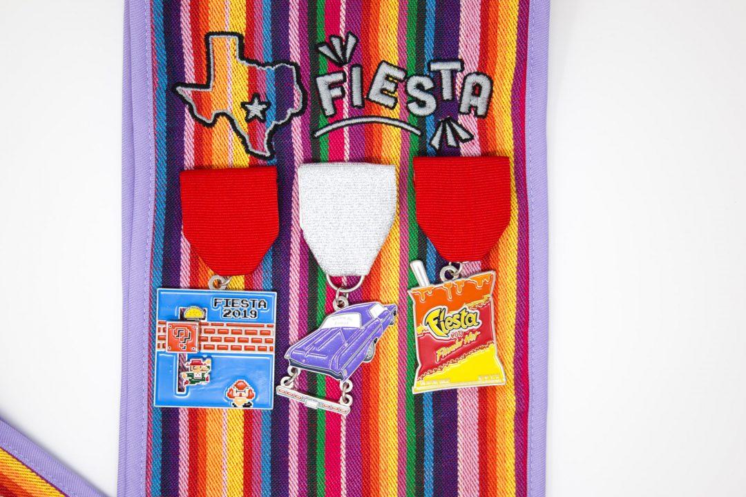 Fiesta Medal Sash How To Fiesta Medal 2019 SA Flavor-9